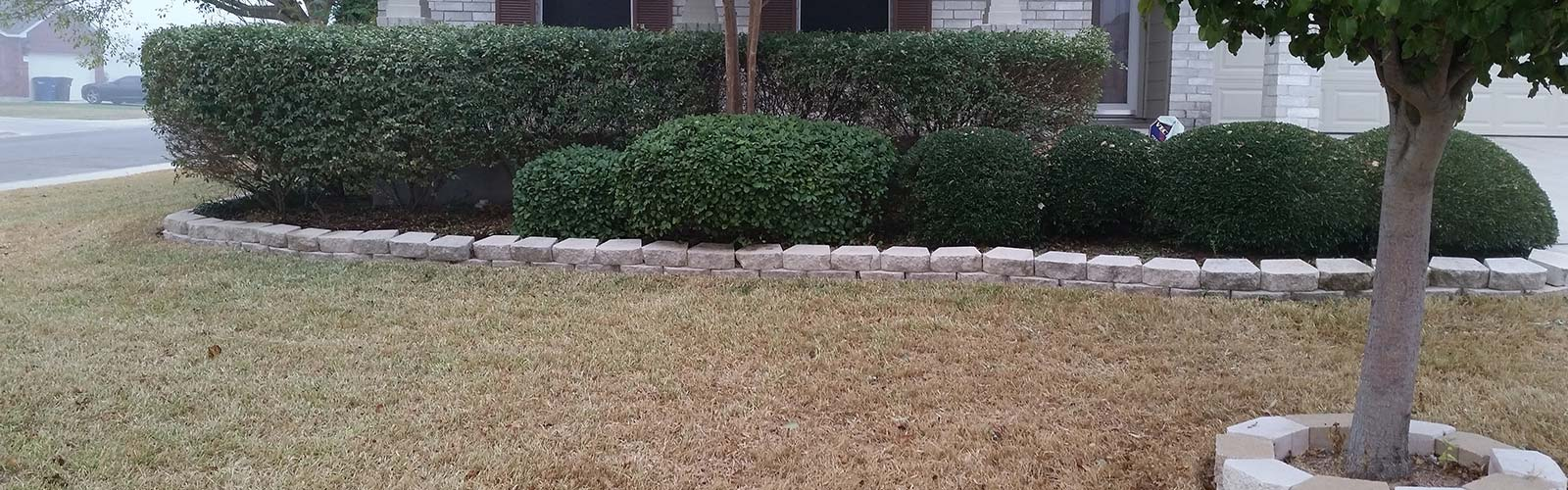 New Braunfels Landscaping Services
