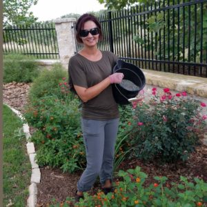 Christy Rohlf - Liberty Lawn and Landscaping