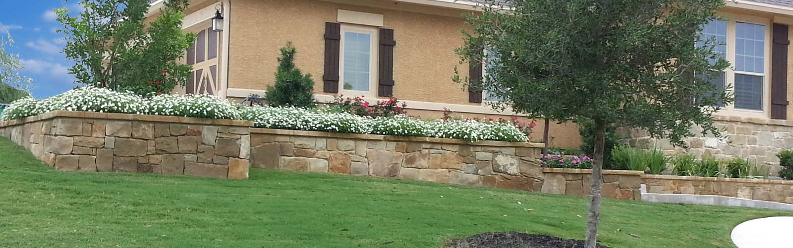 we have combined our years of landscaping experience and knowledge to provide our customers with the